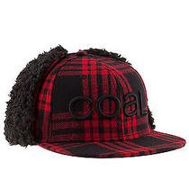 Karmaloop Coal the Stevens Cap With Ear Flaps Red Photo