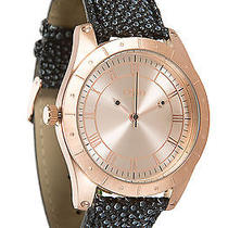 Karmaloop Flud Watches the Big Ben Watch Rose Gold Multi Photo