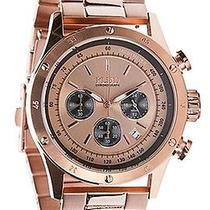 Karmaloop Flud Watches the Frost Watch Rose Gold Photo