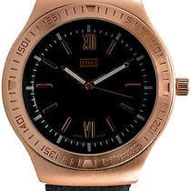Karmaloop Mn Watches Admiral Ackman (Black/ Rose Gold) Black & Gold Photo