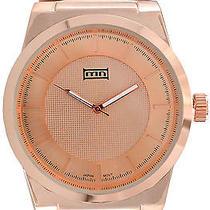 Karmaloop Mn Watches Agent (Rose Gold) Rose Gold Photo