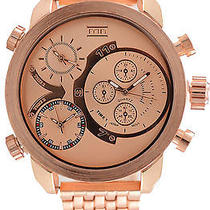Karmaloop Mn Watches Freeman (Rose Gold) Rose Gold Photo
