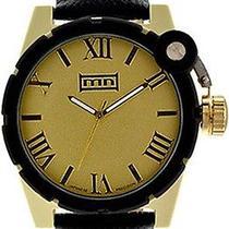 Karmaloop Mn Watches Parker Black & Gold Photo
