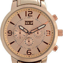 Karmaloop Mn Watches Perry (Rose Gold) Rose Gold Photo