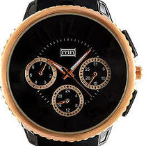 Karmaloop Mn Watches the Lance Rose Gold Photo