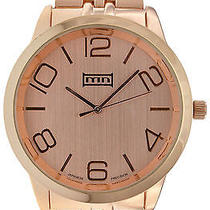 Karmaloop Mn Watches the Roland Rose Gold Photo
