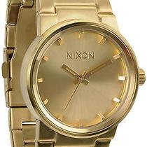 Karmaloop Nixon the Cannon Watch Gold Photo