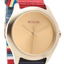 Karmaloop Nixon the Mod Watch Gold Photo