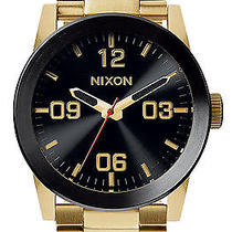 Karmaloop Nixon the Private Ss All Watch Gold Photo
