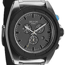 Karmaloop Nixon the Rover Chrono Watch Midnight Photo