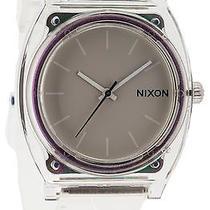 Karmaloop Nixon the Time Teller P Watch White Photo