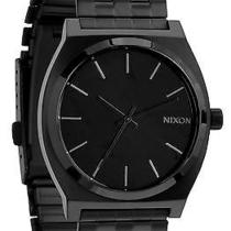 Karmaloop Nixon the Time Teller Watch Black Photo