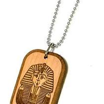 Karmaloop Swaggwood the Chief Wood Pendant Maple/brown/natural Photo