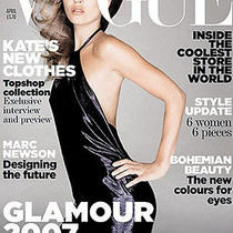 Kate Moss for Topshop Halterneck Wet Look Little Black Dress Vogue Uk10 Uk14 S M Photo