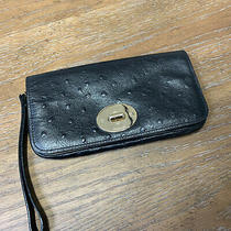 Kate Spade Black Clutch Wallet Photo