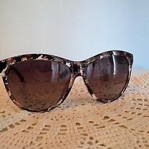 Kate Spade Blush Tortoise Makayla Sunglasses Retail 95.00 Oy13 81 - Brand New Photo