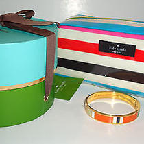 Kate Spade Bracelet and Cosmetic Bag - Its a Picnic Photo