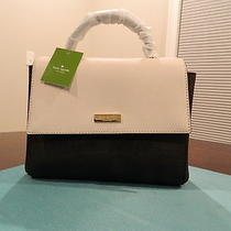 Kate Spade Brynlee Paterson Court Black & Pebble Cross Body Tote Photo