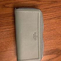 Kate Spade Cameron Multi Leather Zip-Around Clutch Wallet Nwt  Photo