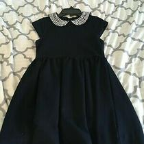 Kate Spade Girls 10 Navy Dress  Photo