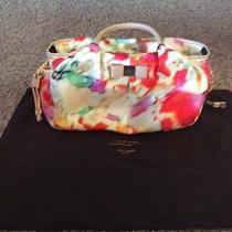 Kate Spade Givenchy Floral Diaper/ Travel Bag Photo
