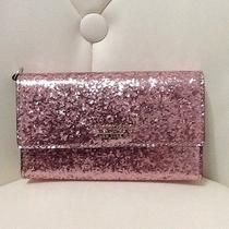 Kate Spade Glitterbug Wristlet Pink for Iphone 6 Women's Nwt Photo
