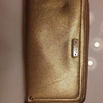 Kate Spade Gold Wallet  Photo