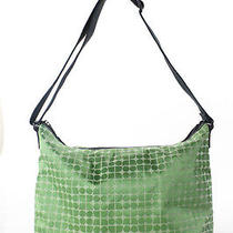 Kate Spade Green Dot Noel Print Diaper Shoulder Handbag  Photo