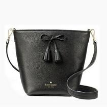 Kate Spade Hayes Street Vanessa Shoulder Bag Purse Black Nwt Photo