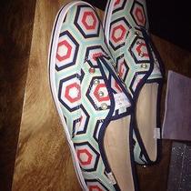 Kate Spade Keds Size 9.5 Print Sneaker Photo