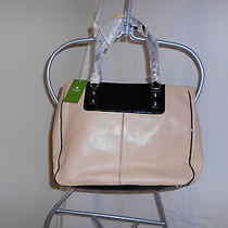 Kate Spade Leather/patent Leather  Handbag  Nwt Photo