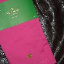 Kate Spade Legging Leggings Size S / M  Vivid Snapdragon Pink Photo