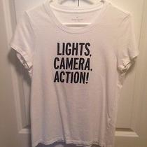 Kate Spade Lights Camera Action Tee Photo