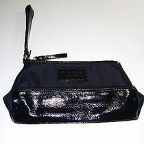 Kate Spade New Wristlet Wrist Purse / Clutch Handbag - Black Photo