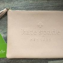 Kate Spade New York- Blush Pink / Rose- Clutch / Purse- Bnwt Photo