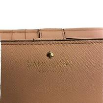Kate Spade New York Cameron Bifold Wallet - Pink Large Photo