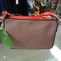 Kate Spade New York Highliner Clover Crossbody (Pwru3587 Cipra) Handbag Photo