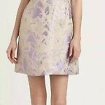 Kate Spade New York Minae Dress Size 4 Lilac Metallic Shift Photo