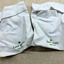 Kate Spade New York Small Dustbag Lot of 2 Perfect for Rings or Earrings Photo