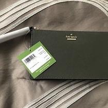Kate Spade Nwt Cameron Street Leila Wallet/wristlet Green Photo
