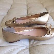 Kate Spade Ny Leather Flats Shoes  8 Size New Photo