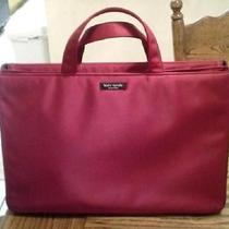 Kate Spade Red Laptop Bag Photo