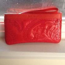 Kate Spade Red Wristlet  Photo