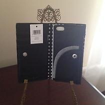 Kate Spade Saturday Black Leather Iphone 5 Wallet  Case 4jru0067 Photo