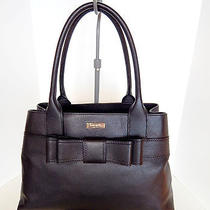 Kate Spade Villabella Ave. Elena Leather Carryall Tote Dust Bag Nwt 448 Tax  Photo