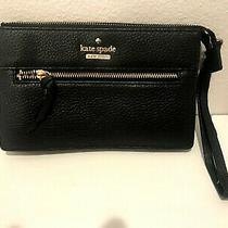 Kate Spade Wristlet - Black / Jackson Street Lancey Photo