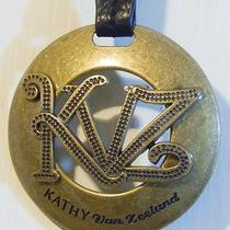 Kathy Van Zeeland Purse Charm Key Ring Key Chain Photo