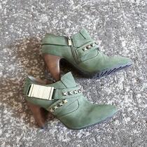 Kathy Van Zeeland Sage Booties - Size 7 Photo