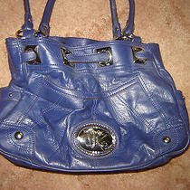 Kathy Vanzeeland Blue Purse Photo