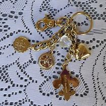 Kathy Vanzeeland Purse Jewelry & Keychain Gold-Tone Metal  Photo
